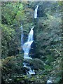 NY3804 : Stockghyll Force waterfall by Graham Robson