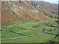 NY2706 : Great Langdale north of Stool End by Graham Robson