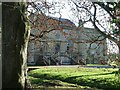 ST9168 : Lacock Abbey from entrance path by Rob Farrow
