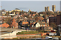SK9771 : Lincoln view by Richard Croft
