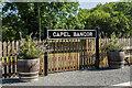 SN6479 : Capel Bangor Station by Ian Capper