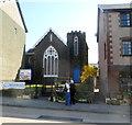 SH7400 : Machynlleth Community Church, Machynlleth by Jaggery