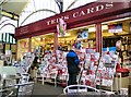 SJ8990 : Ted's Cards by Gerald England