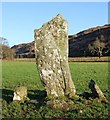 NR8297 : Nether Largie Standing Stones  - Stone F by Patrick Mackie