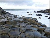 C9444 : Giant's Causeway, County Antrim by Kenneth  Allen