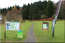 NX4564 : Kirroughtree Forest Park by Billy McCrorie