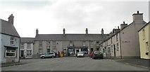 SH3568 : Church Street, Aberffraw by nick macneill