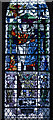 SK9771 : Royal New Zealand Air force Memorial window, Lincoln Cathedral by Julian P Guffogg