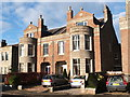 NJ9206 : 68, 68A and 70 Hamilton Place, Aberdeen by Bill Harrison