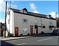 SO8932 : Crusty Cob sandwich bar in Tewkesbury by Jaggery