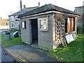 SK8925 : Bus shelter, The Square, Skillington by Christine Johnstone