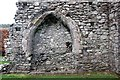 SH7219 : Archway in Cymer Abbey by Jeff Buck
