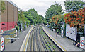 TQ1881 : North Ealing station by Ben Brooksbank