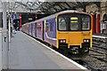 SJ3590 : Northern Rail Class 150, 150113, Lime Street railway station by El Pollock
