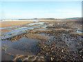 NT6579 : Coastal East Lothian : Belhaven Sands, 25th November 2013 by Richard West