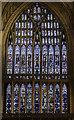 TA0339 : East Window, Beverley Minster by Julian P Guffogg
