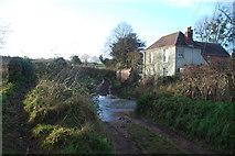 SO7334 : Pepper Mill Ford by John Walton