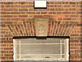 SE6132 : Datestone on the old employment exchange by Alan Murray-Rust