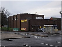 NS5566 : Partick branch of Morrisons supermarkets by Alec MacKinnon