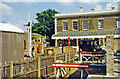 TQ4379 : North Woolwich station, also as a Museum 1999 by Ben Brooksbank