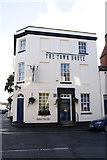 SP3265 : Town House on Church Terrace by Ian S