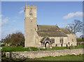SE5326 : St Mary's Church, Birkin by Alan Murray-Rust