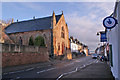 NH7055 : Avoch Congrecational Church by Richard Dorrell