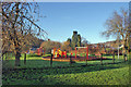 NH7054 : Playpark, Avoch by Richard Dorrell