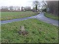 SE5416 : Walden Stubbs cross by Alan Murray-Rust