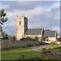 SE5216 : St. Peter's Church, Kirk Smeaton by Alan Murray-Rust