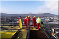 J3575 : On top of 'Samson', Belfast by Rossographer