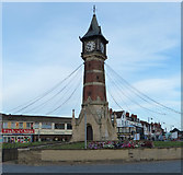 TF5663 : Diamond Jubilee Clock Tower by Mat Fascione