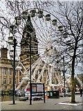 SD7109 : Ferris Wheel in Victoria Square by David Dixon