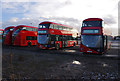 SD4060 : New Buses for London at Heysham Port by Ian Taylor