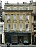 ST7564 : General Wade's House, Abbey Church Yard, Bath by Stephen Richards