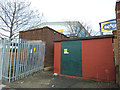 TQ4178 : Substation, Anchor and Hope Lane, Charlton by Stephen Craven