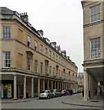 ST7464 : Bath Street, Bath by Stephen Richards