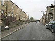 SE0724 : Essex Street - looking towards Hopwood Lane by Betty Longbottom