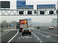 ST6083 : M5, Almondsbury Interchange by David Dixon