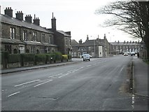 SE0724 : Warley Road - viewed from Spring Hall Lane by Betty Longbottom