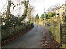 SE0724 : Green Lane - Rochdale Road by Betty Longbottom