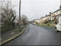 SE0724 : Willowfield Road - Rochdale Road by Betty Longbottom