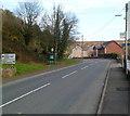 SS7994 : Danybont bus stops, Pontrhydyfen  by Jaggery