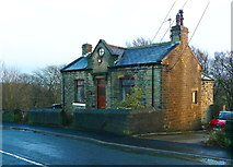 SE0721 : Council Bungalow, Rochdale Road, Greetland by Humphrey Bolton