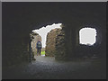 SD5292 : In the cellar of Kendal Castle by Karl and Ali