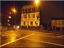 TQ2282 : Scrubs Lane at the junction of Harrow Road by David Howard