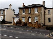 SU1584 : Grade II listed 212 Drove Road, Swindon by Jaggery