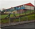 SS6897 : Nursery building, Ysgol Gynradd Gymraeg Lôn Las, Llansamlet. Swansea by Jaggery