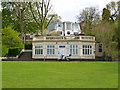 TQ2572 : Police station, Wimbledon Park by Robin Webster