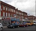 ST5878 : Greystoke Avenue shops, Southmead, Bristol by Jaggery